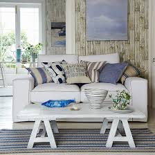 country rhythm and blues white and blue country living room blue white living room