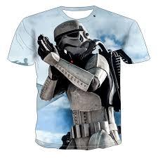 3D <b>футболка</b> 2020 Мужская <b>футболка</b> Звездные войны дроиды ...