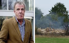 jeremy clarkson blows up old home to make way for new cotswold farmhouse build home cotswold