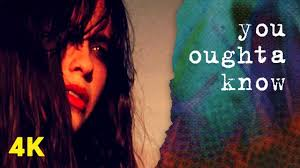 <b>Alanis Morissette</b> - You Oughta Know (Official 4K Music Video ...