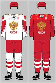 Seleção da Rússia de Hóquei no Gelo