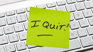 4 unprofessional ways to quit your job and how to do it the a personal coach shares the four ways you should never quit your job