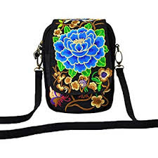 Daliuing Women Girls Shoulder Bag <b>Vintage Bohemian Ethnic</b> ...