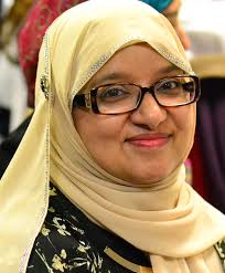 Global One 2015 welcomes the new Faith Regen Foundation group CEO, Saif Ahmad, and bids a warm farewell to former CEO, Dr Husna Ahmad OBE. - husna-farewell1