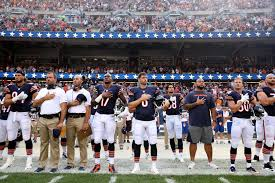 whether you stand for national anthem or not our flag is still whether you stand for national anthem or not our flag is still there chicago tribune