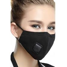 Wecan PM2.5 <b>KN95</b> Cotton <b>Reusable Mask</b> (2 Filters Included ...