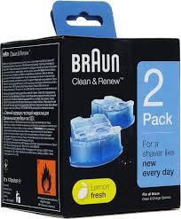 <b>Braun</b> CCR2 <b>картридж</b> для Syncro Lemonfresh — купить в ...