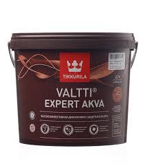 <b>Антисептик Tikkurila</b> Valtti Expert Akva декоративный для <b>дерева</b> ...