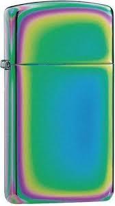 <b>Зажигалка Zippo Slim</b> Spectrum, Zippo 20493