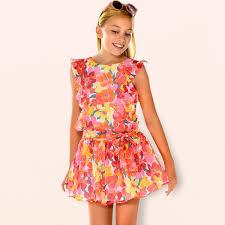 <b>Платье для девочки Mayoral</b>, цвет: коралловый. 6925-25-8C ...
