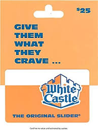 White Castle Gift Card $25: Gift Cards - Amazon.com