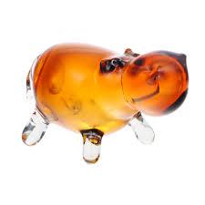 <b>Фигурка Art glass</b> бегемот 18x12см купить в разделе предметы ...