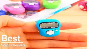 Best Mini <b>Finger</b> Counter LCD Electronic <b>Digital</b> Tally Random ...