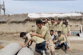 عکس خراب کن های قرارگاه جهادی