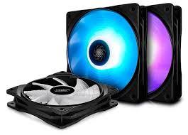 <b>Вентилятор DEEPCOOL CF120</b> (3 IN 1) RGB купить с доставкой ...