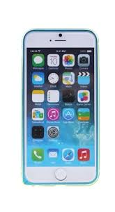 <b>Бампер</b> металлический <b>Ainy для</b> iPhone 6 Plus QC-A014N синий ...