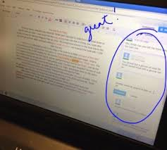 the technology infused classroom google docs and essay revision  my students revised my essay for about  minutes and i received some wonderful suggestions when they were done i had them share the link with me the