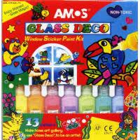 "Отзыв о <b>Набор для творчества</b> AMOS ""<b>Glass</b> deco"" | Свежая идея ..."