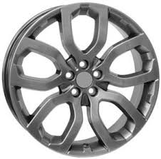 Land Rover, ALLOY AND STEEL WHEELS; Alloy wheels for ...