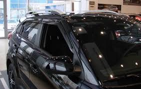 <b>Дефлекторы боковых окон</b> Hyundai Creta (2016-) (4шт.) (темн)