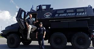 Tons of military equipment donated to police, sheriffs - StarTribune ...