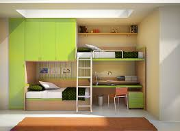 imaginative bunk bed design with a built in desk bunk bed office