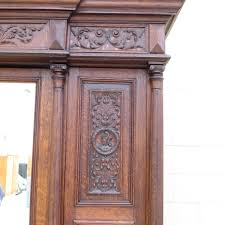 french antique hand carved armoire wardrobe antique furniture antique furniture armoire