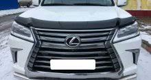 <b>Дефлектор капота</b> Lexus LX 2016- <b>темный</b>, <b>EGR</b> Австралия