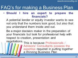 Comprehensive Business Plan Guide Presented By    ppt download www dessenceconsulting com Comprehensive Business Plan Guide    Advisors help you to create a