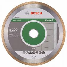 <b>Диск алмазный</b> сплошной по керамике <b>Bosch</b> Ceramic 200 х 25,4 ...