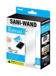 UV-C 3W LED <b>Mini Portable Handheld</b> Sanitizing Wand at Menards®