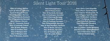 <b>Silent</b> Light Tour 2018(2) - <b>Dominic Miller</b>