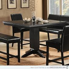 black kitchen dining sets: simple design  papario simple design