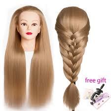 hairdressing dolls head female mannequin