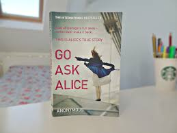 go ask alice book review related post of go ask alice book review