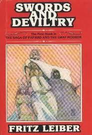 Resultado de imagen de Gray Mouser 08 Swords & Deviltry Fritz Leiber