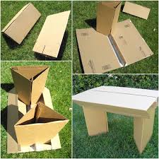 apieceofrainbow11 2w cardboard furniture diy