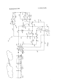 patent us3868545 variable frequency electric fence charging on simple circuit diagram electrical conductor