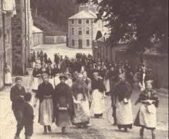 New Lanark Mills - an introduction