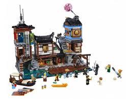 <b>LEGO</b> 70657 <b>Порт НИНДЗЯГО Сити</b> купить <b>NinjaGo</b>