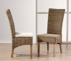 woven rattan dining chairs ikea