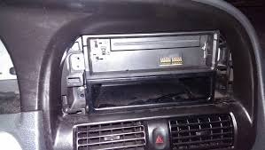 Удаление <b>штатной магнитолы</b> — <b>Chevrolet</b> Rezzo, 1.6 л., 2006 ...