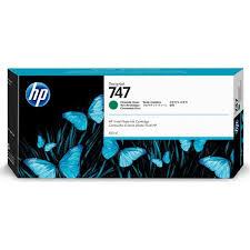 <b>HP</b> original ink P2V84A, <b>HP</b> 747, <b>chromatic</b> green, 300ml, <b>HP HP</b> ...