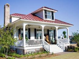 white craftsman style cottage american craftsman style