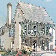 Summer Lake Cottage   Top House Plans   Coastal LivingPages