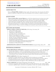 cover letter medical assistant resume objective examples medical cover letter medical assistant resume objective examplesmedical assistant resume objective examples extra medium size