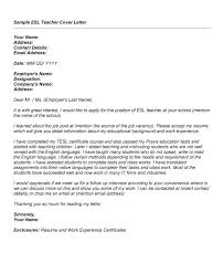 teachers assistant letter of introduction within sample cover teacher cover letters samples
