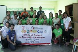 cdrc and crest finish training of trainers citizens disaster cdrc and crest finish training of trainers citizens disaster response center cdrc