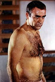 Hairy Sean Connery