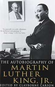 the autobiography of martin luther king jr clayborne carson the autobiography of martin luther king jr clayborne carson 9780446676502 com books